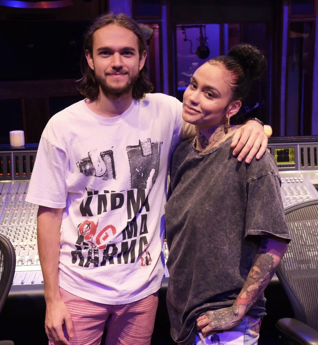 Zedd & Kehlani Set To Release New Collaboration On Sept. 27