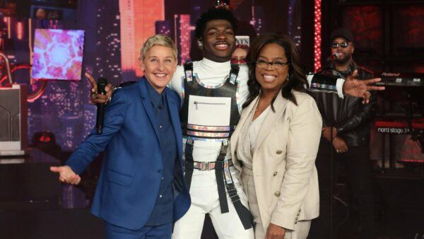 Lil Nas X Finally Meets Oprah