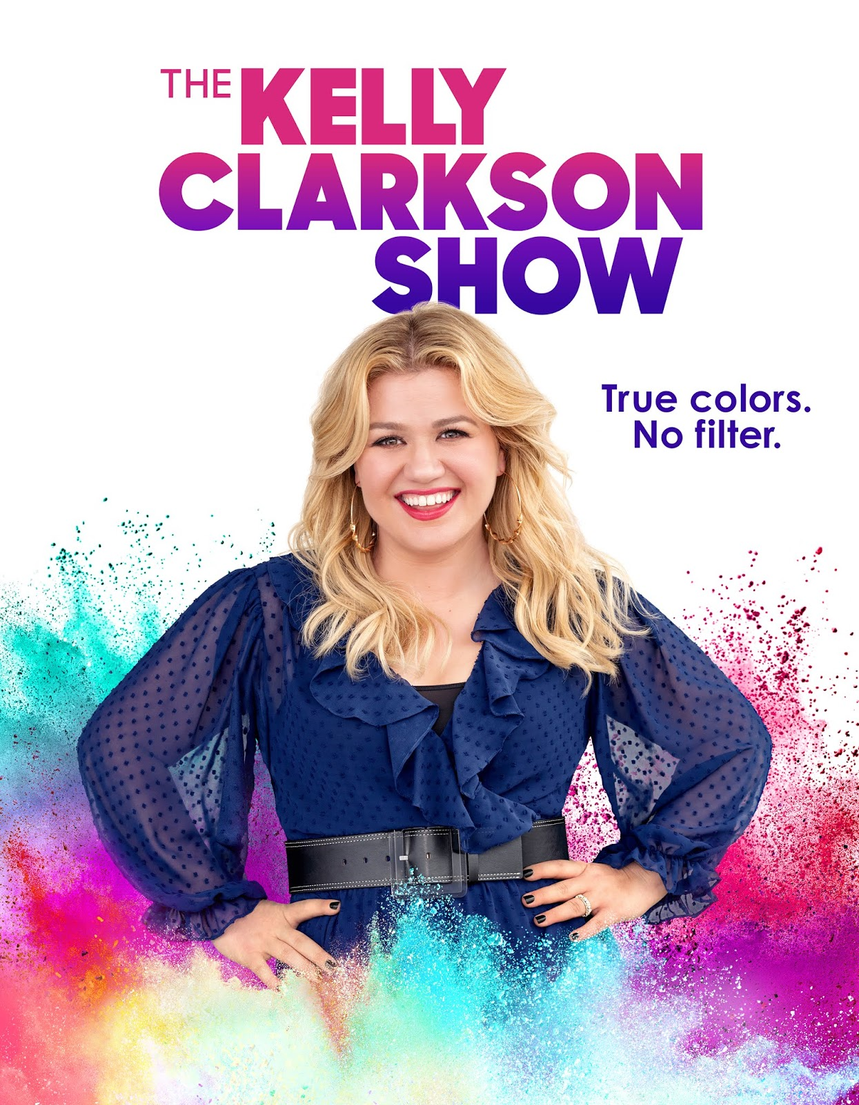 The First Official Week Of The Kelly Clarkson Show