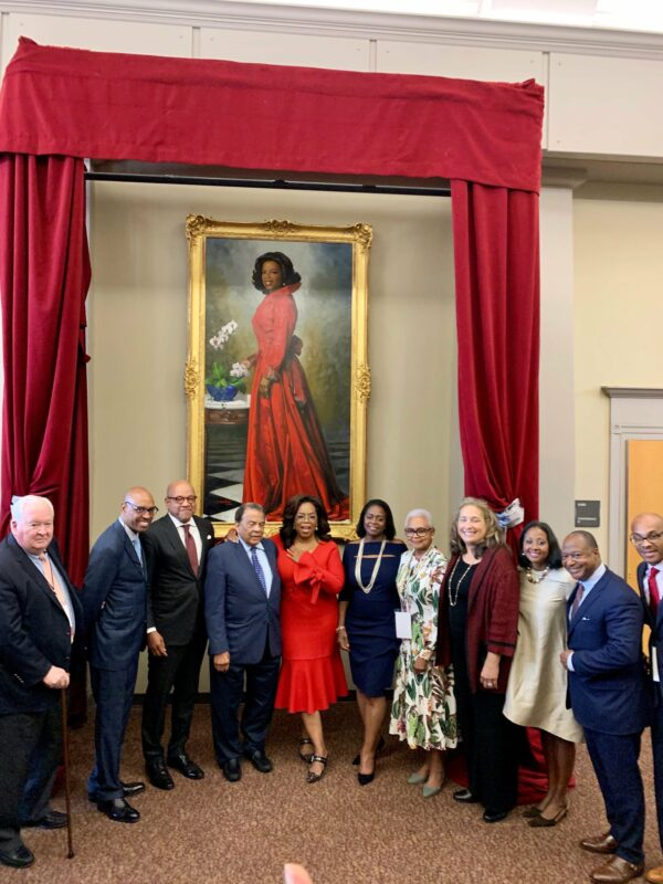 Oprah Surprises Morehouse College With $13 Million Donation