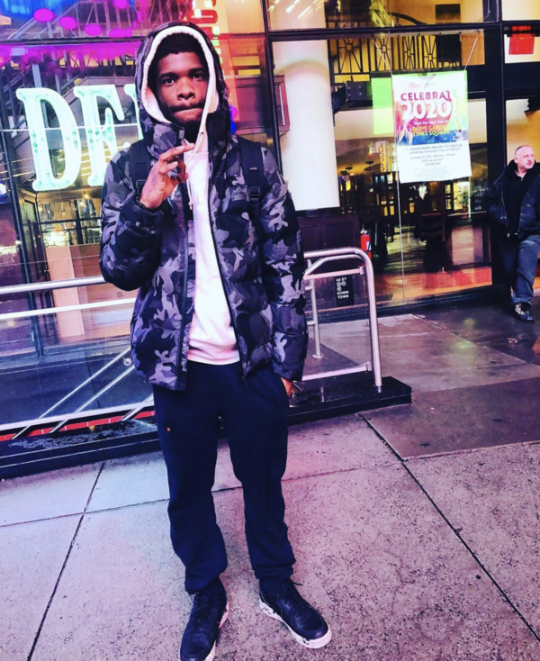 """Interview: NYC Rapper Mari Baby Is Building His Own Legacy Starting With New Single """"WATER"""""""