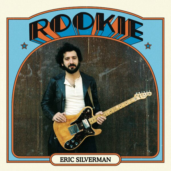 "Eric Silverman Makes His Return With Debut EP ""Rookie"" Out February 28"