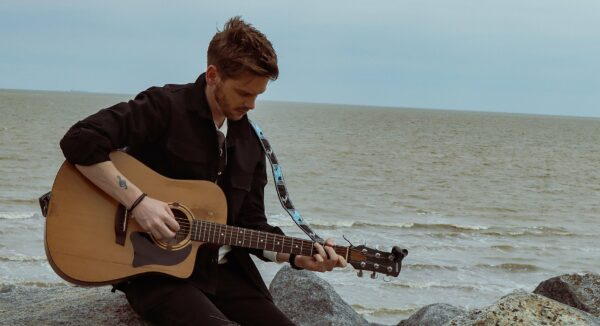 "Liam Fitzgerald Releases ""Take Me To Places"" and ""Back On Track"" On Valentine's Day"