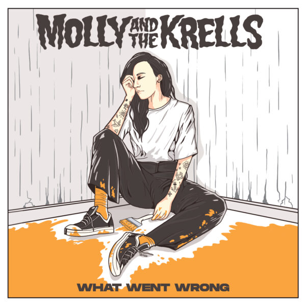 "Molly & The Krells To Release ""What Went Wrong"" On February 7"
