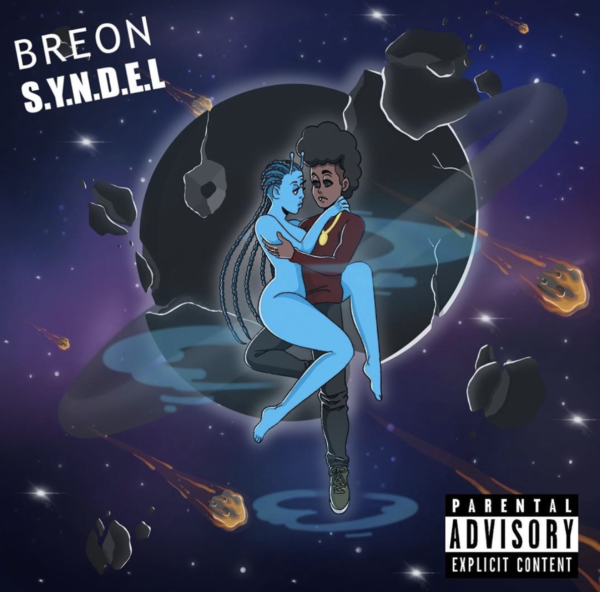 Breon S.Y.N.D.E.L Drops A Two-Track Double Single On Valentine's Day