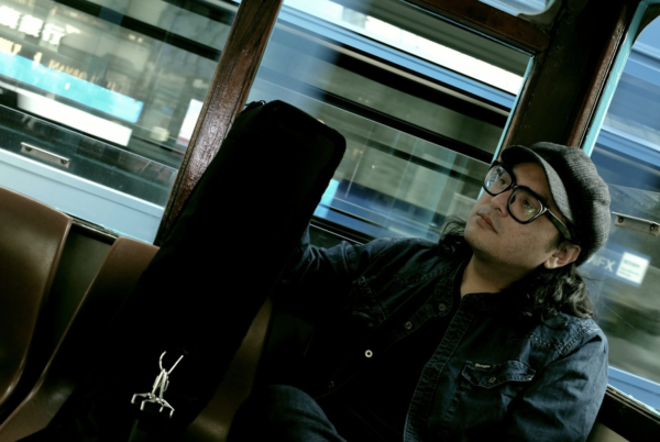 "William Elvin Feat. Maita Ponce – ""Tram (Quarry Bay to North Point)"""