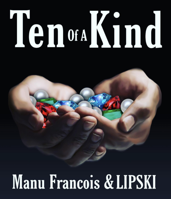 "Manu Francois Prepares For The Launch Of New Album ""Ten Of A Kind"""