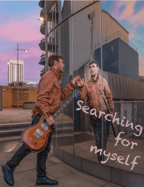 "Alex and The Wonderland – ""Searching For Myself"""