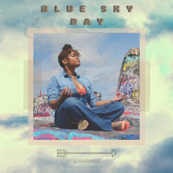 "Schardinee Releases New Electro-Pop Single ""Blue Sky All Day"""