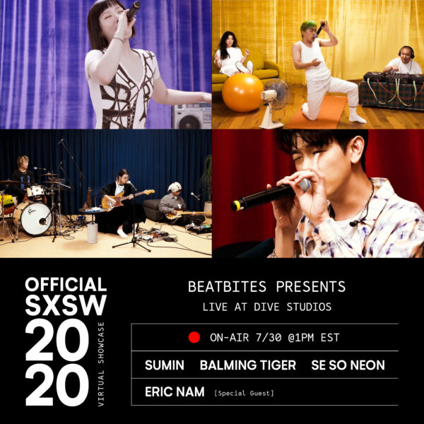 BeatBites Prepare For the Official SXSW 2020 Virtual Showcase