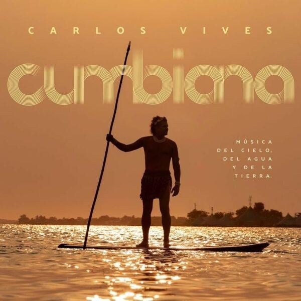 "Iconic Latin artist Carlos Vives releases new album ""Cumbiana"""