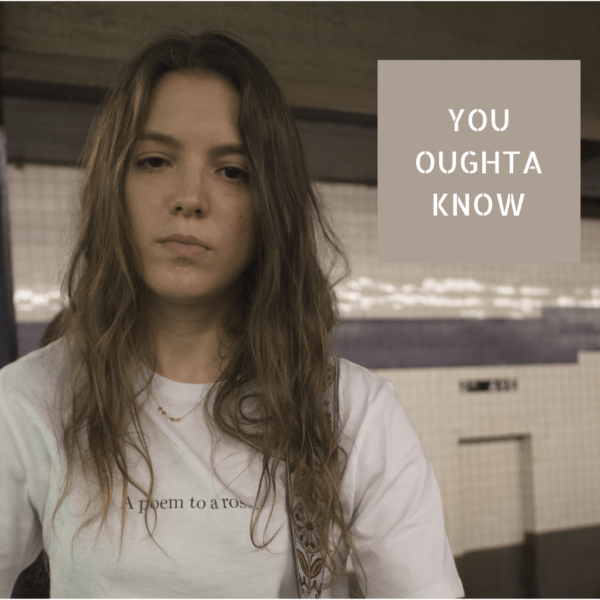 "Interview: Emily Gabriele Releases ""You Oughta Know"" Cover"
