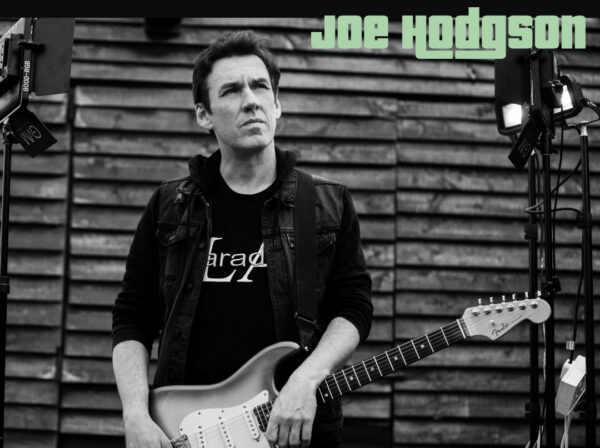 "Interview: Joe Hodgson Set To Release Soul-Fueling New Album ""Apparitions"""