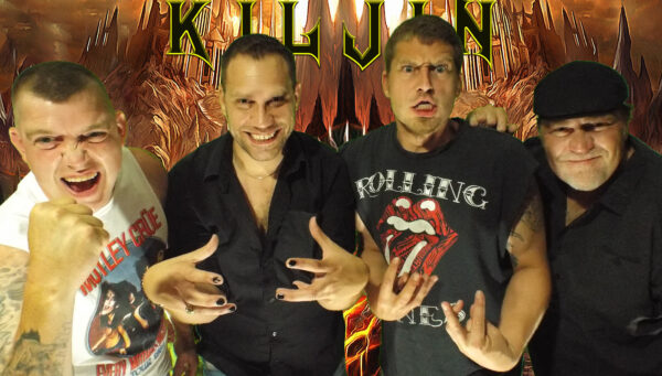 "Interview: KILJIN Integrate Old School Metal Into New EP ""Master Of Illusion"""
