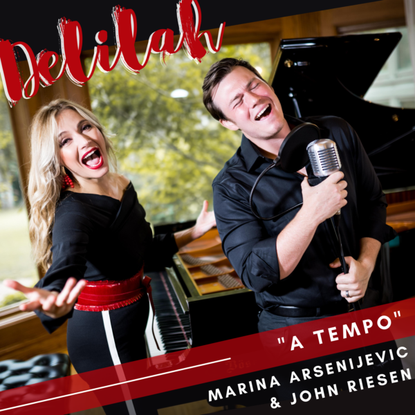 "Marina Arsenijevic Releases New Music ""Delilah"" & ""My Beauty"""
