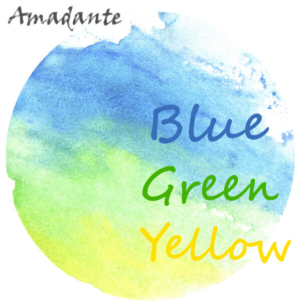 "Amadante – ""Blue Green Yellow"""