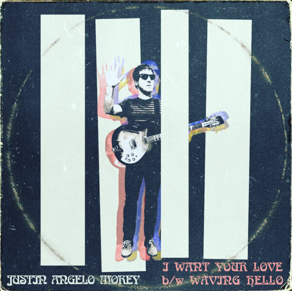 "Justin Angelo Morey Reunites With Former Band In ""I Want Your Love"" Available This October 16"
