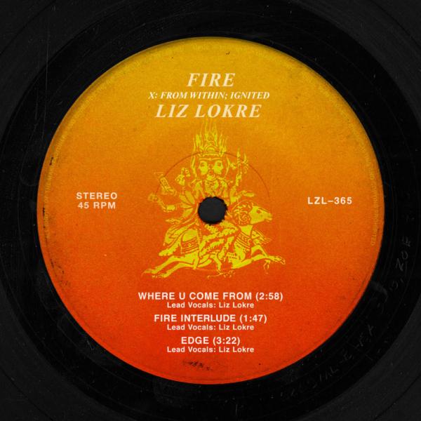 """Liz Lokre – """"Fire"""""""