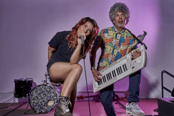 "Miami-based Electro-Funk Duo Afrobeta Premiers The Video For ""Chancletazo"" The Lead Single Off Their Upcoming New Album"