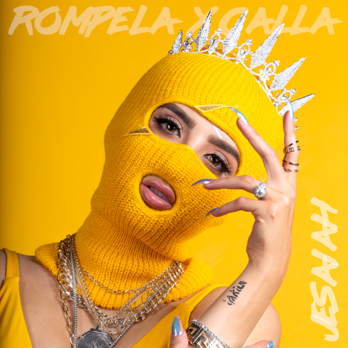 "The Emerging Jewish-Mexican American Artist Jesaiah Premieres ""Rómpela Y Calla"" Ft. Jason Demonstrating Her Own Identity"