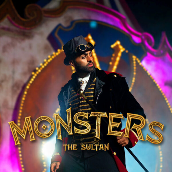 "Interview: The Sultan Integrates His Love For Halloween In New Single ""Monsters"""