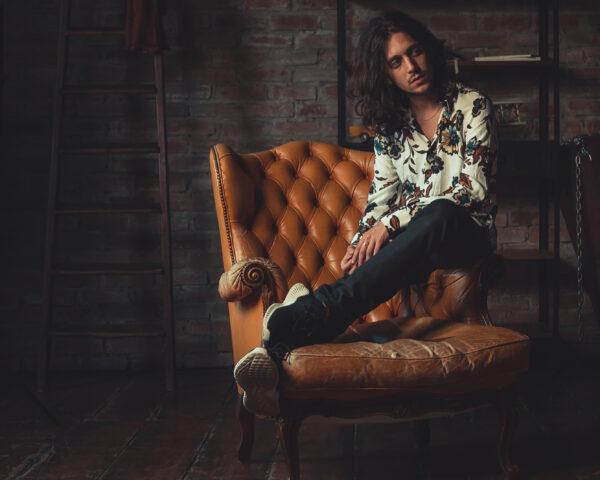 """Luca Mercandino Releases """"Forse"""" & """"TRIP"""" As Rising Artist Luca V"""