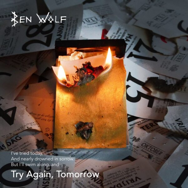 """Ben Wolf – """"Try Again, Tomorrow"""""""