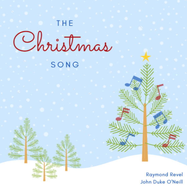 "Raymond Revel Brings The Holiday Cheer With ""The Christmas Song"""