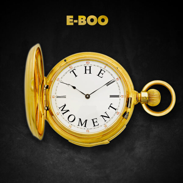 "E-BOO – ""The Moment"""