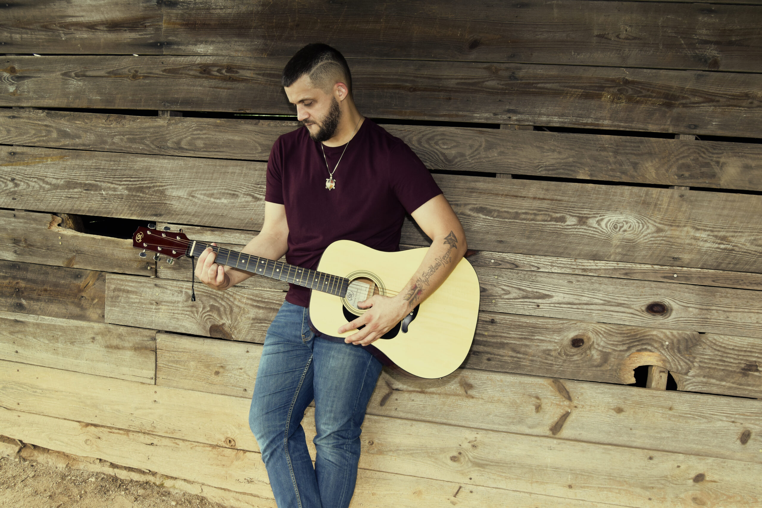 Interview: Country Soul Singer Roger Dale Is Fueled By His Passion For Music