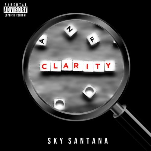 "Sky Santana Seeks Some ""Clarity"" In Her Life"