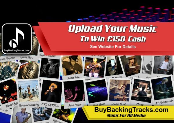 Upload Your Music To Win £150