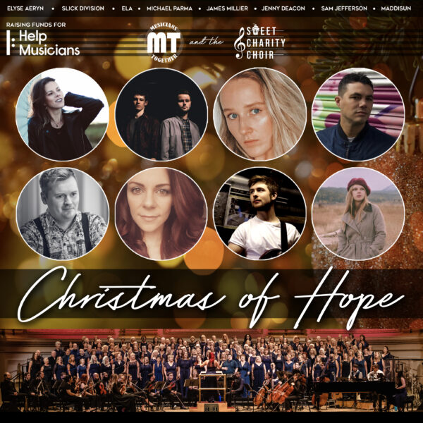 "Musicians Together & Sweet Charity Choir Unite For ""Christmas of Hope"""
