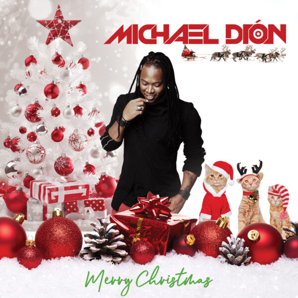 "Michael Dión Releases Romantic R&B Christmas Single ""Let It Snow"" Before Upcoming Holiday Album"
