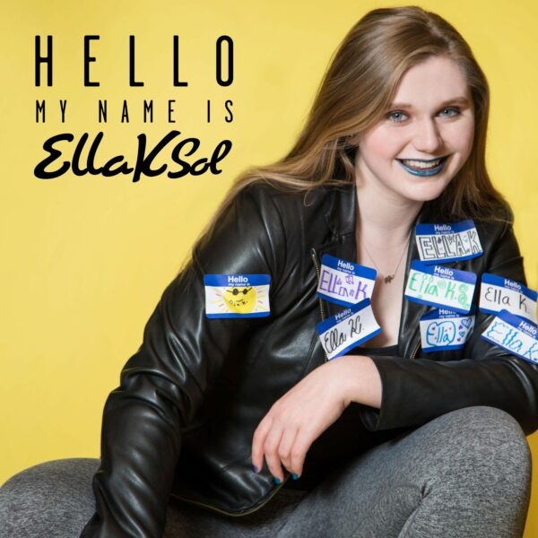 """Ella K Sol Releases Song And Video For """"Time Capsule Picture"""" From Her Debut EP """"Hello My Name Is"""" Out On February 19"""