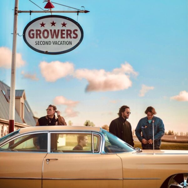 """Growers To Release New Single """"Second Vacation"""""""